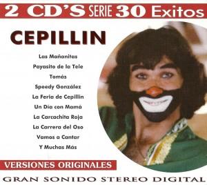 30 Éxitos De Cepillín