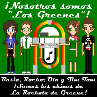 Los Greenes (2012)