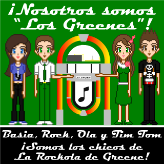 Los Greenes (2014)