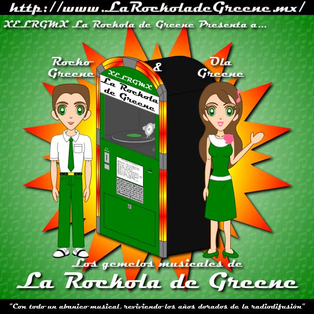 Rocko & Ola Greene (2011)